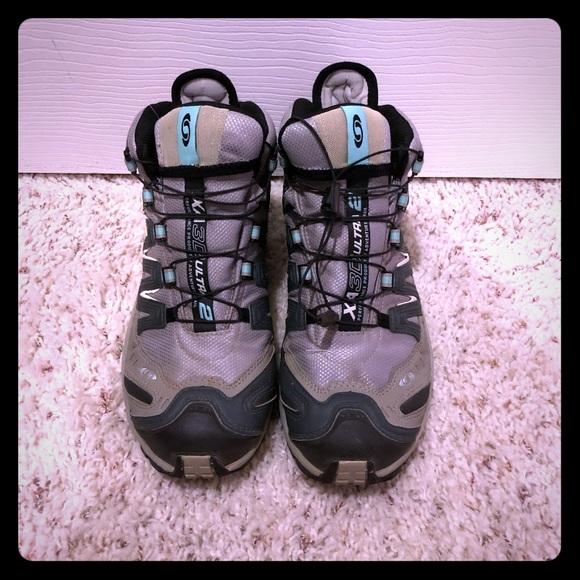 e63963a078e Salomon XA Ultra 2 women's hiking boots